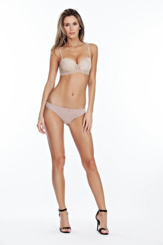 Affinitas Pearl strapless nude