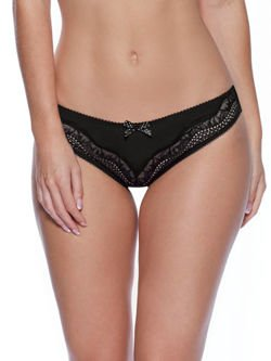Audelle Lyla brazilian brief black