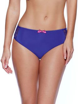 Audelle Lyla brief french navy