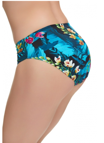 Fantasie Swim Seychelles mid rise gathered brief