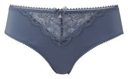 Charnos Cherub brief pewter