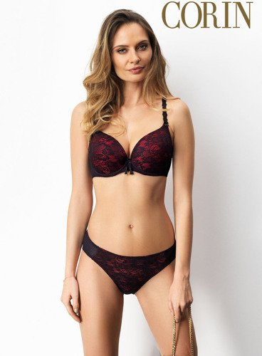Corin Aurora push up red