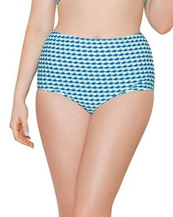 Curvy Kate Swim Atlantis high waist brief