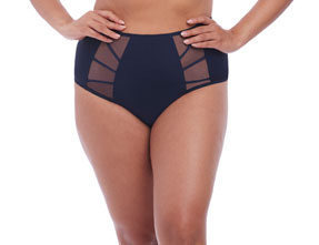 Elomi Sachi full brief navy