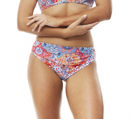 Moontide Swim Murano Ruched Front Pant