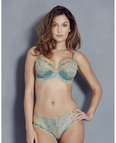 Panache Clara duck egg blue