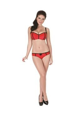 Parfait Charlotte bikini red/black