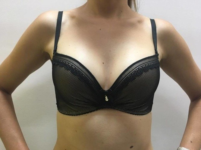 Alles Cambell super  push up black